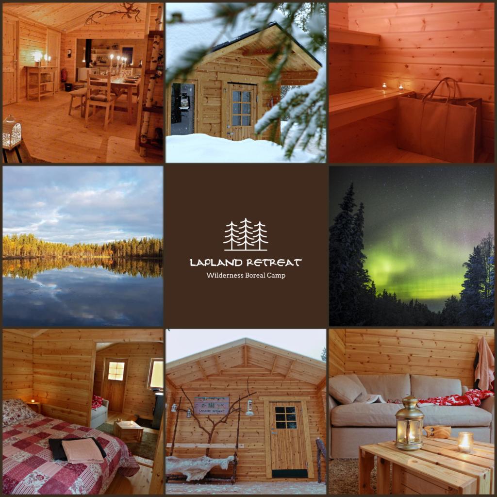 Att koppla från telefonen ger dig möjligheten att återansluta. Lapland reträtt föreslår digitala detox semester 100% välbefinnande och nordiska.