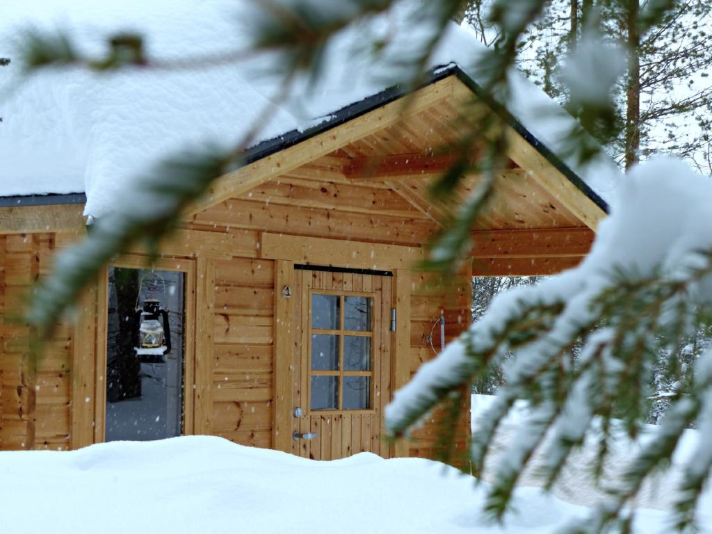 Cours bushcraft en Laponie