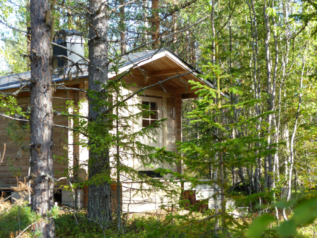 enjoy a relaxing stay in Lapland