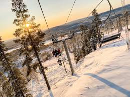 spend the new year in lapland.
